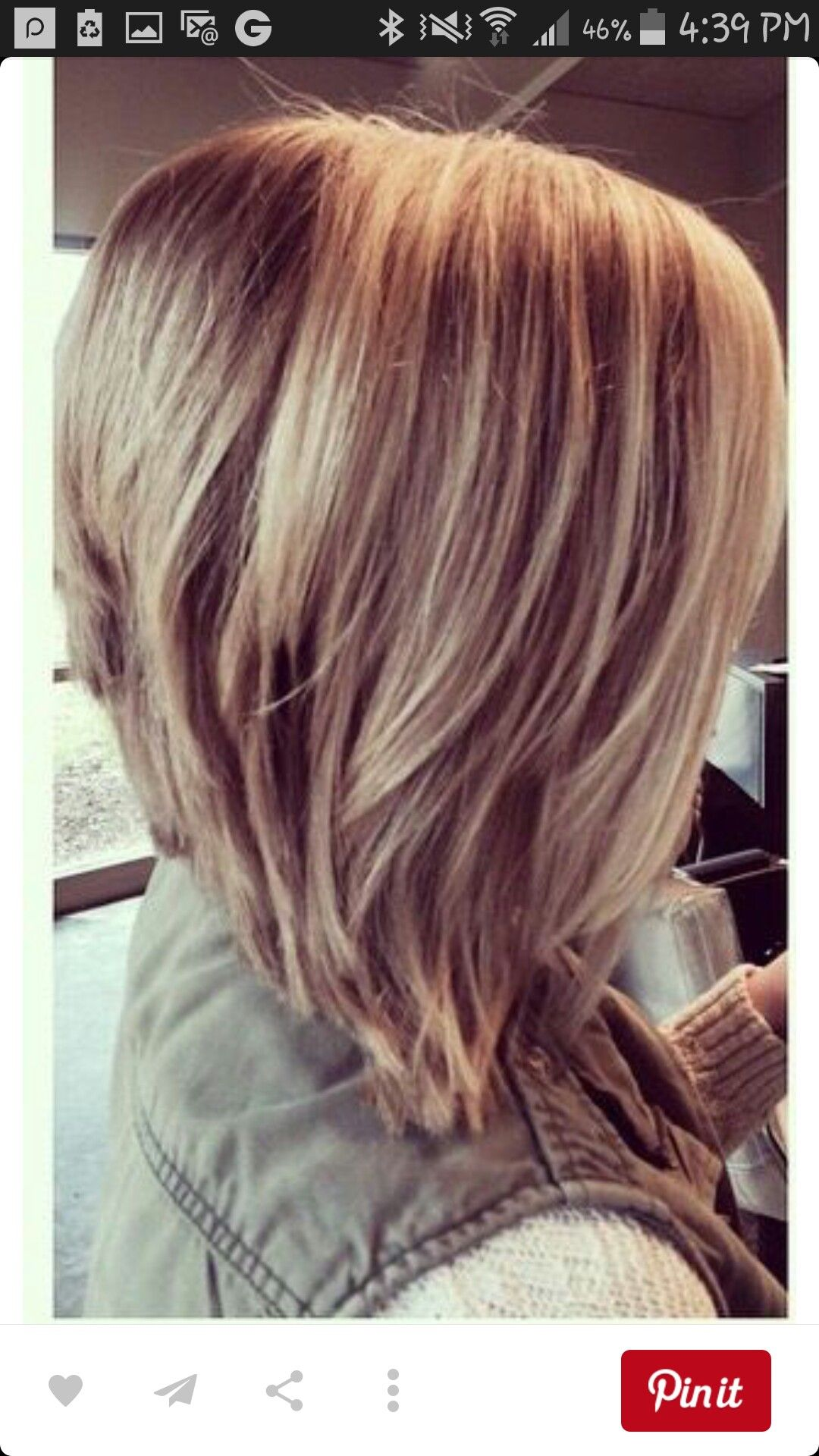 Pin By Brooke Hackworth On Hair Cuts Colors In 2018 Pinterest