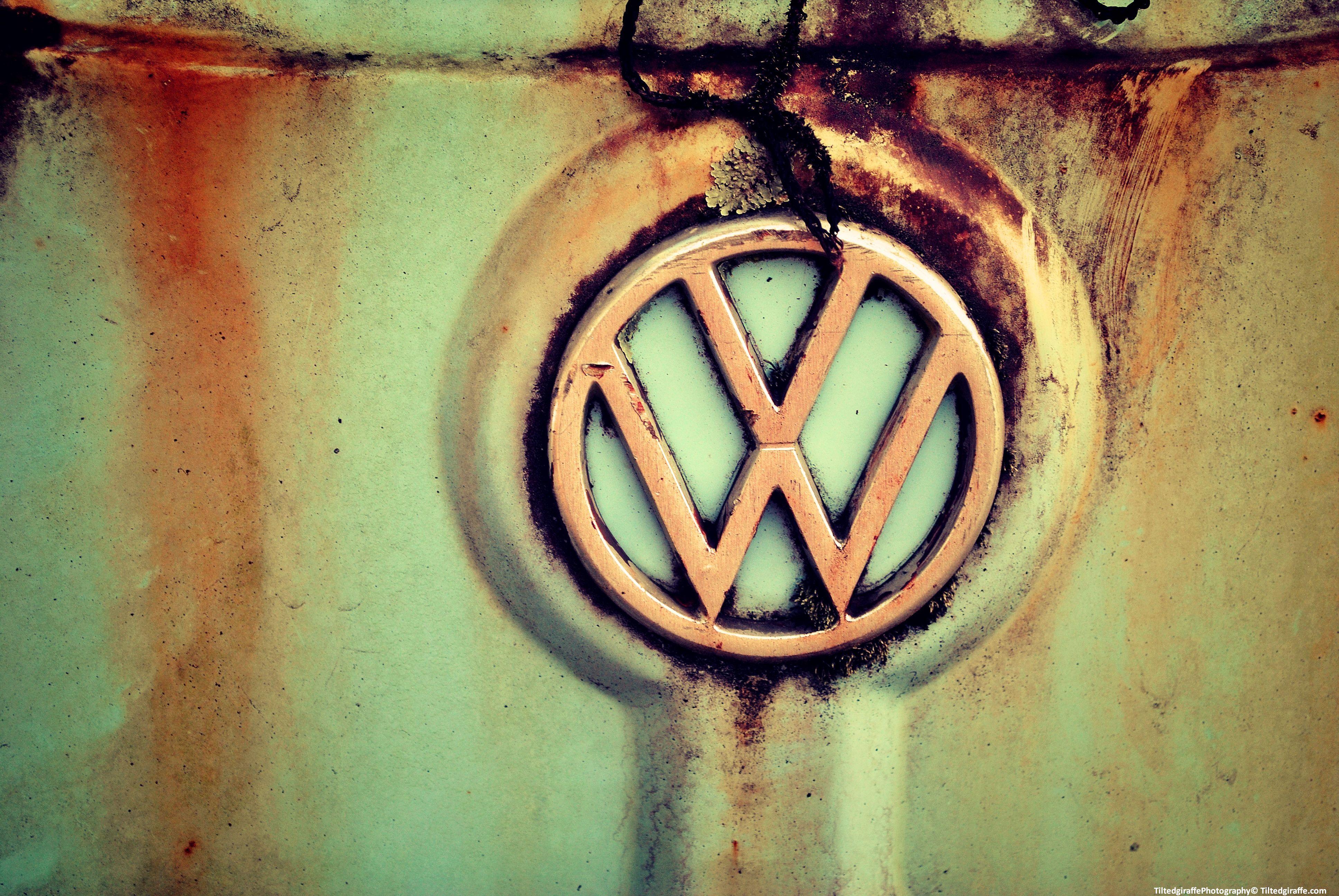 VW Thing Hood Logotipos