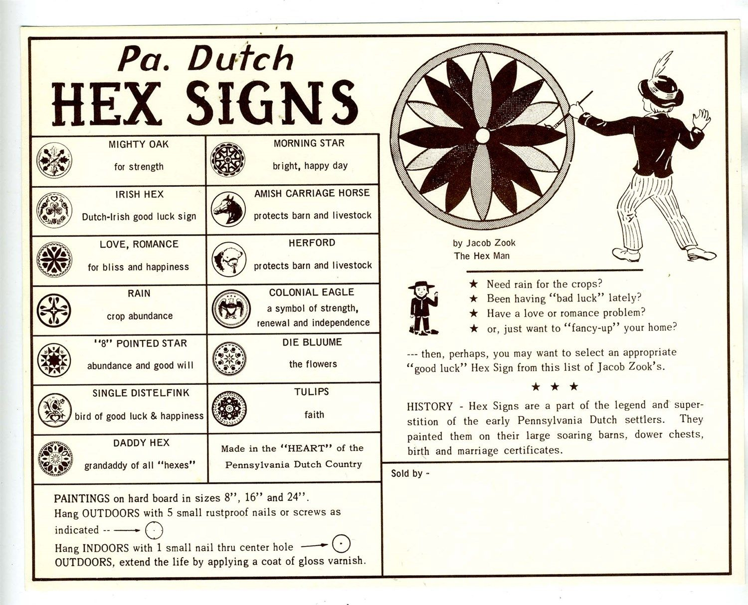 Pennsylvania Dutch Symbols And Their Meanings Google Search 4th