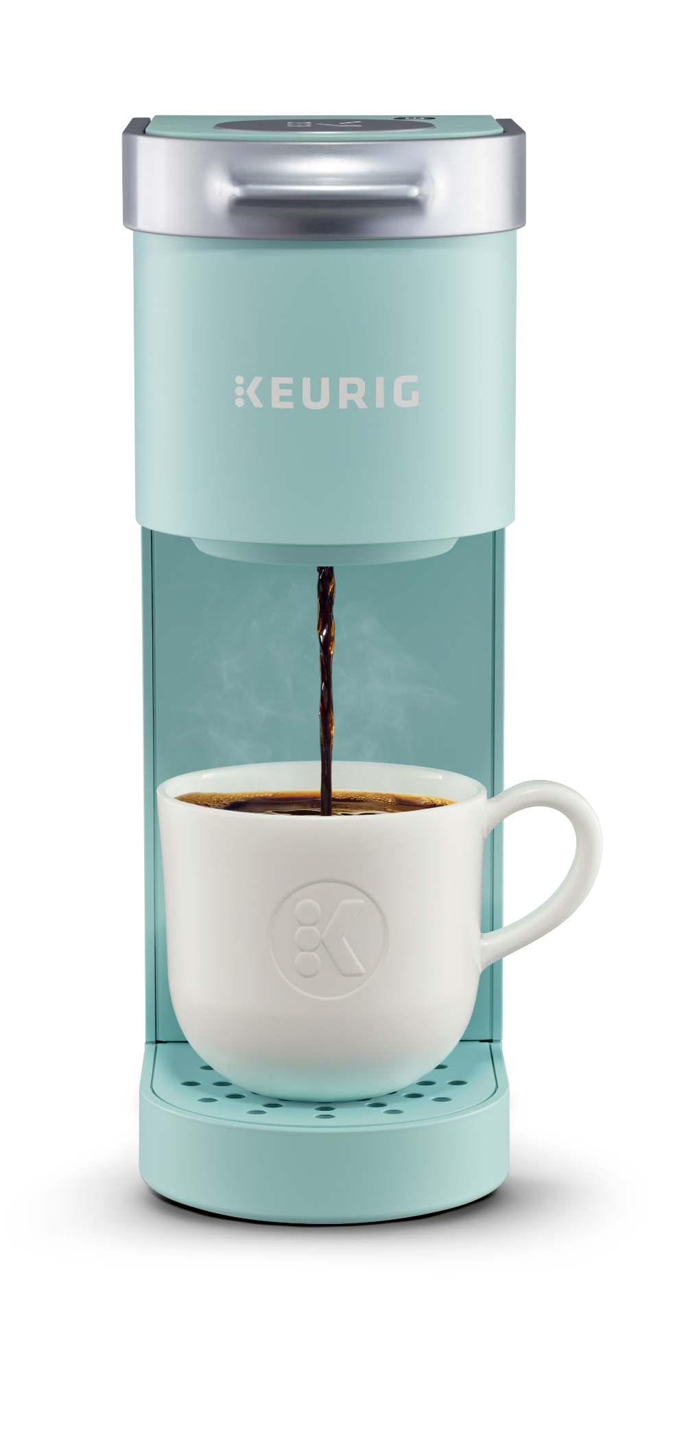 Keurig KMini Single Serve KCup Pod Coffee Maker, 6 to 12