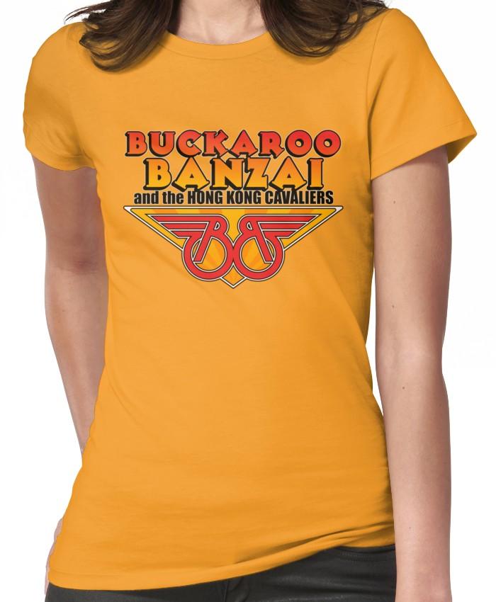 1ed6b7db795 Buckaroo Banzai   The Hong Kong Cavaliers Women s T-Shirt