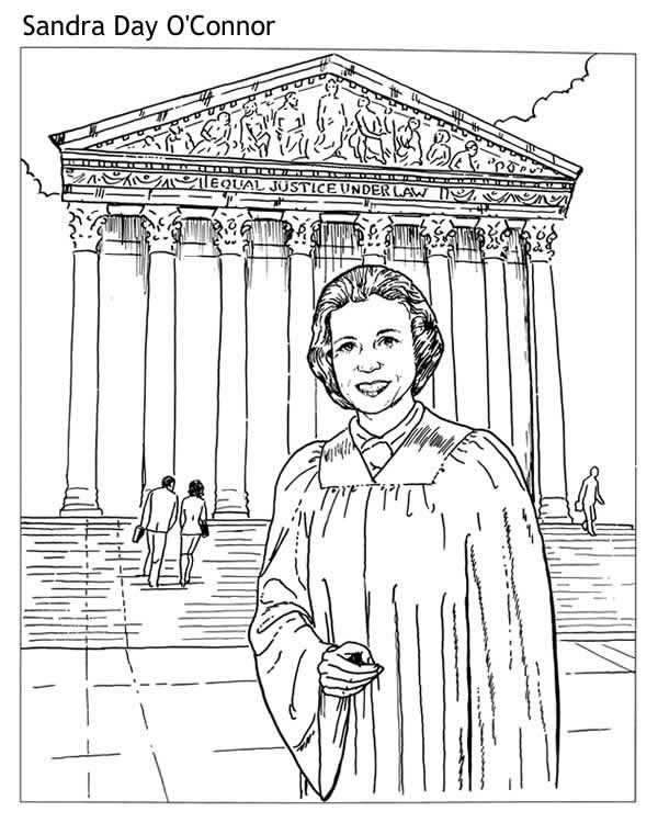 16 Fabulous Famous Women Coloring Pages For Kids Black History