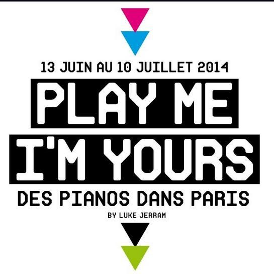 From Rachmaninoff to Rock - 50 Decorated Pianos in Paris for 3rd Play Me, I'm Yours Event