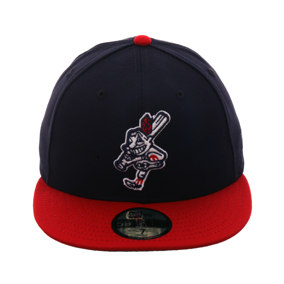 the latest 5902d 920a2 Exclusive New Era 59Fifty Cleveland Indians 1979 Hat - 2T Navy, Red,   39.99