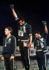 Black Power Salute '68 Olympics