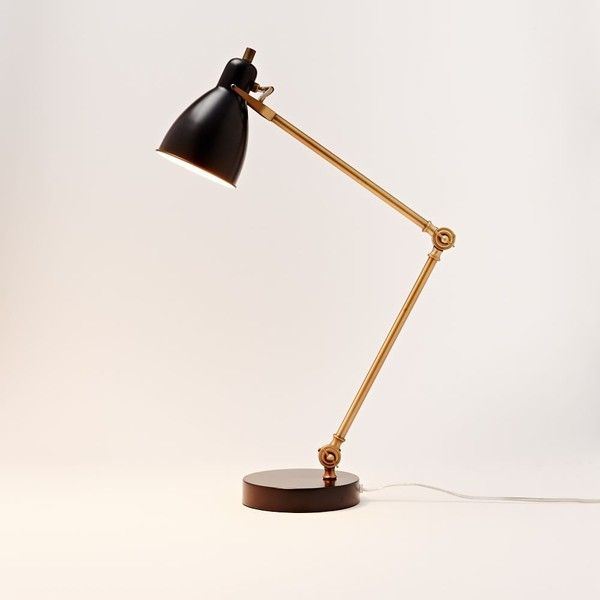 West elm industrial task table lamp black antique brass 99 west elm industrial task table lamp black antique brass 99 liked mozeypictures Image collections