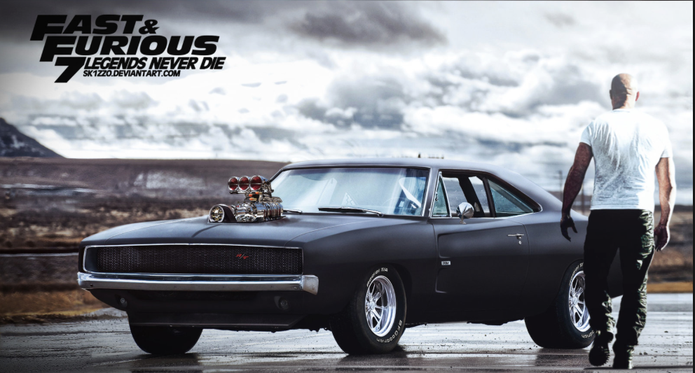 fast and furious 7 dodge charger | Muscle cars | Pinterest | Dodge
