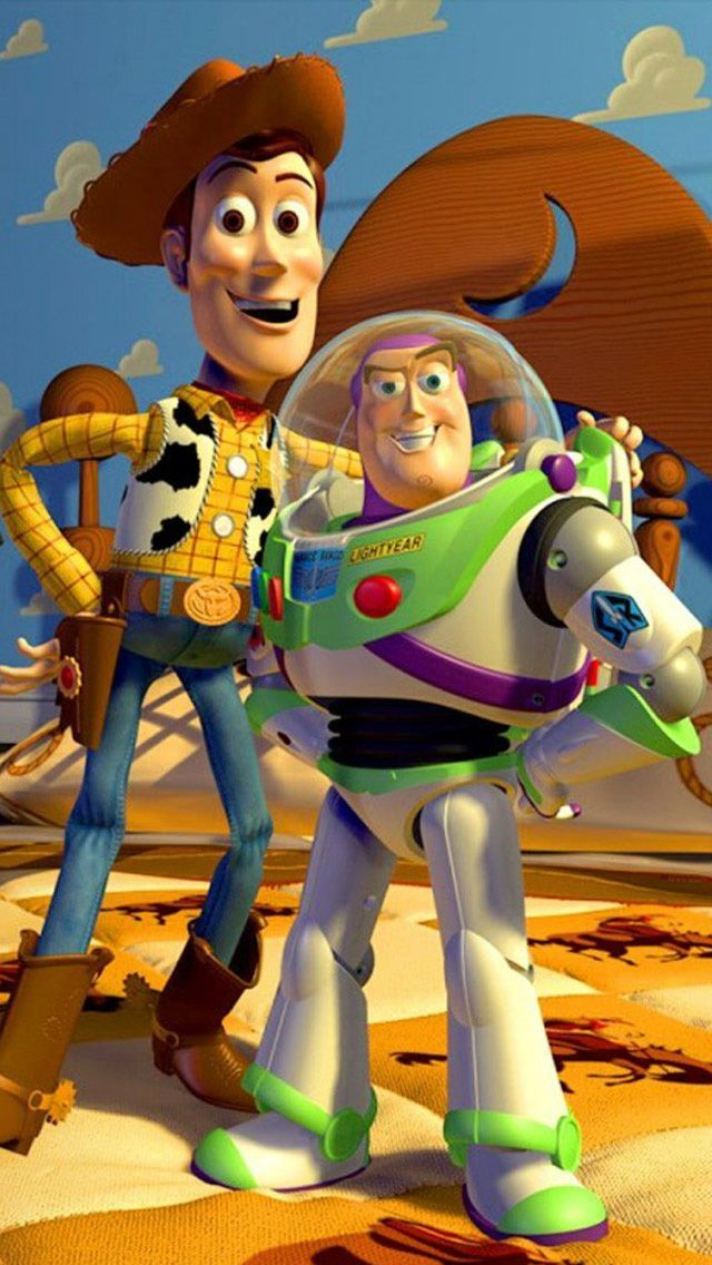 Woody and Buzz  298328d5bd6