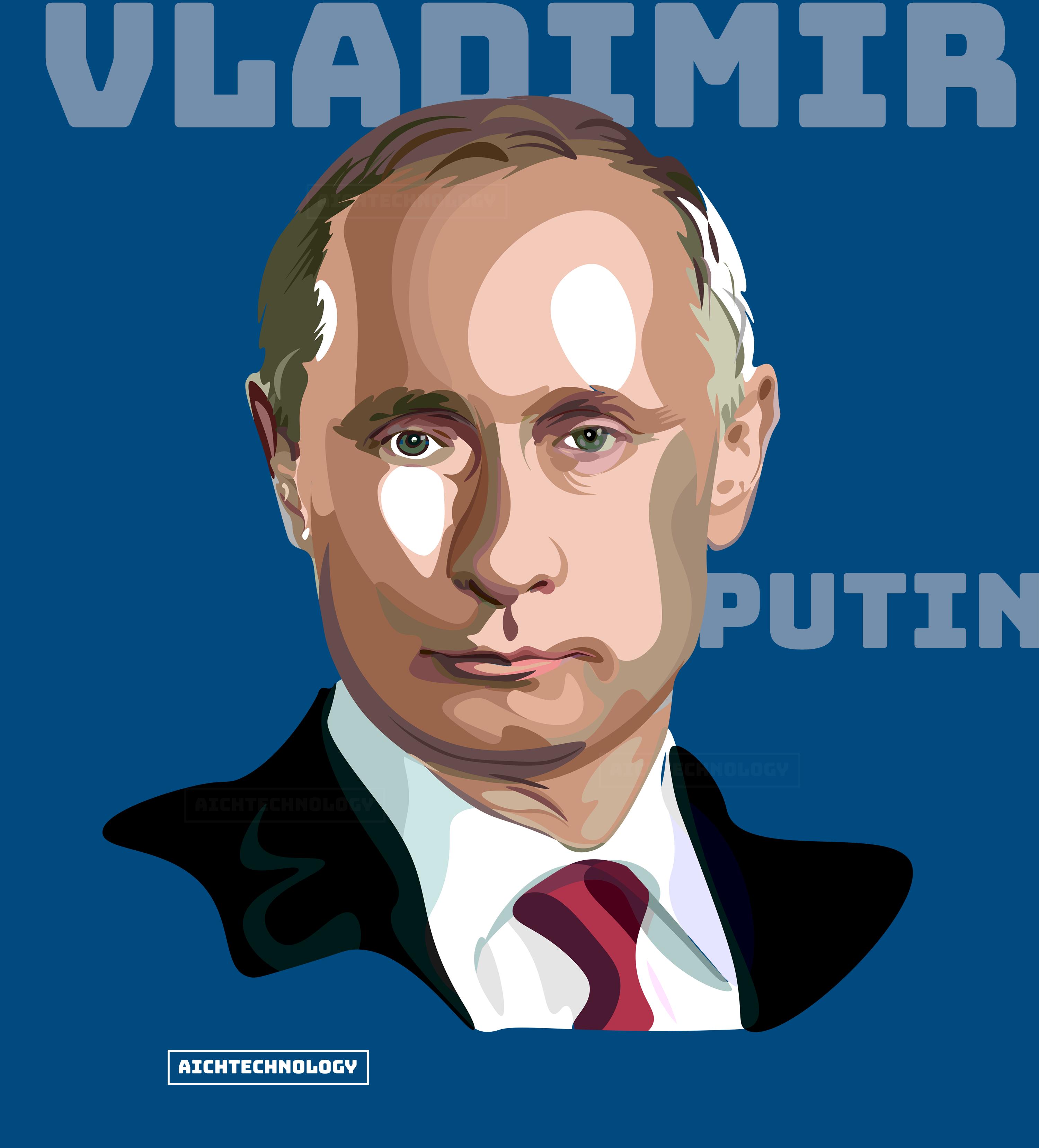 Check Out My Behance Project Vladimir Putin Pop Art Cartoon Https Www Behance Net Gallery 63645715 Vladimir Putin Pop Art Cartoon Pop Art Art Art Web