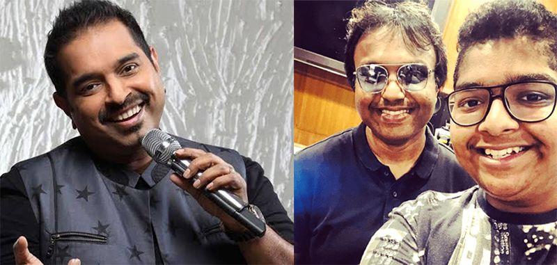 D Imman introduces Shankar Mahadevan's son Shivam in Tamil with 'Seeru'