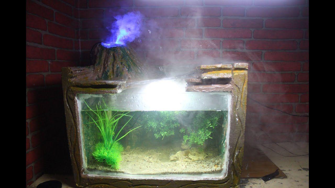 Aquariums: cara membuat aquarium mini dari styrofoam in ...