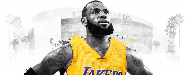Espn The Worldwide Leader In Sports Cleveland Cavaliers Basketball Cavaliers Basketball Lebron James Lakers
