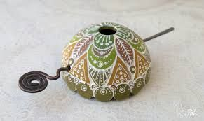 Image result for polymer clay hollow bead pendants