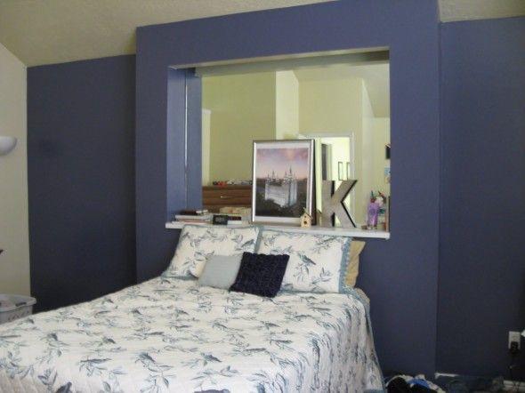 schlafzimmer farben beige wandfarbe blau bettwäsche Schlafzimmer - wandfarben beige