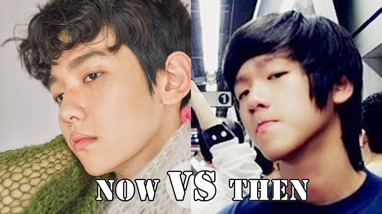 EXO 엑소 NOW vs. THEN
