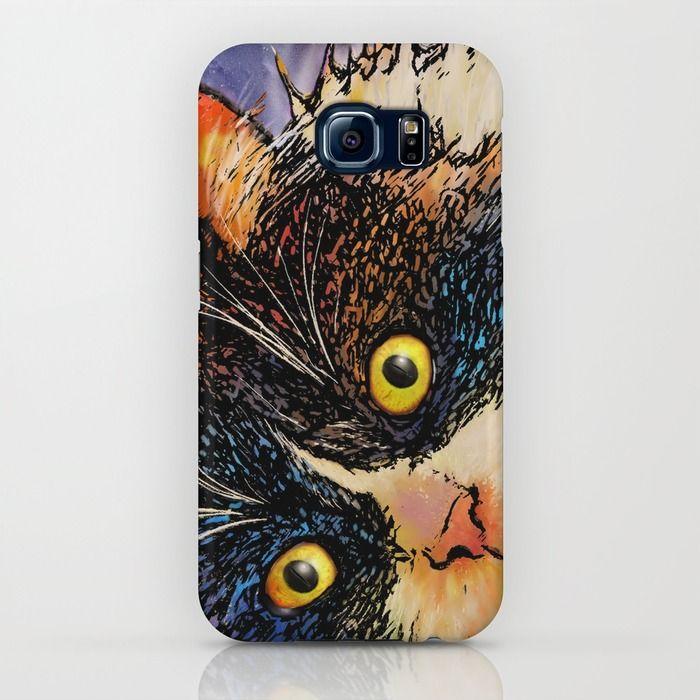 Tuxedo Cat iPhone & iPod Case