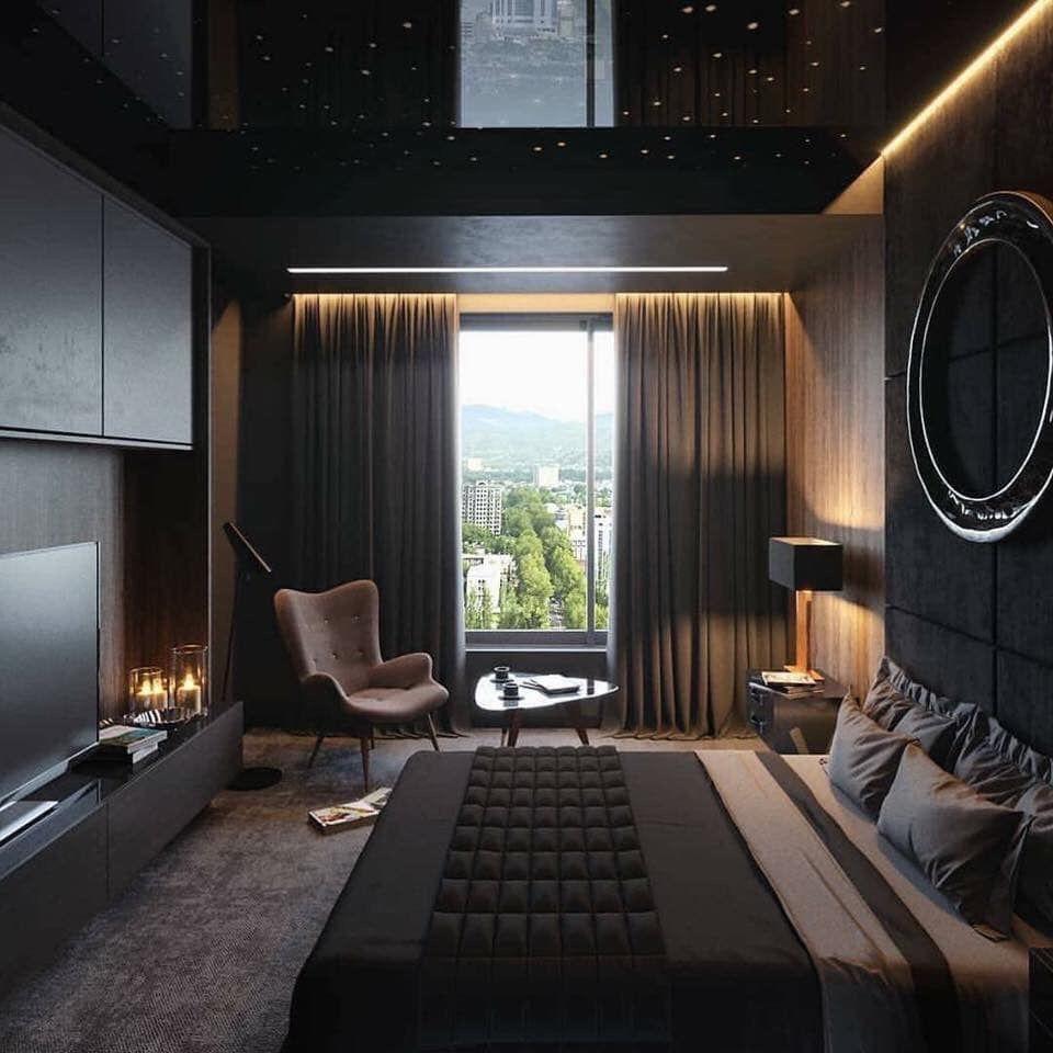 Pin De Charlotte En Futuros Ambientes De Mi Casa Diseno De Dormitorio Para Hombres Decoracion De Dormitorio Para Hombres Dormitorios