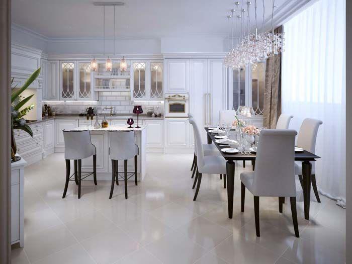 Wrona Studio Projektowanie Wnetrz I Ogrodow Kitchen Design Dining Table Home Decor