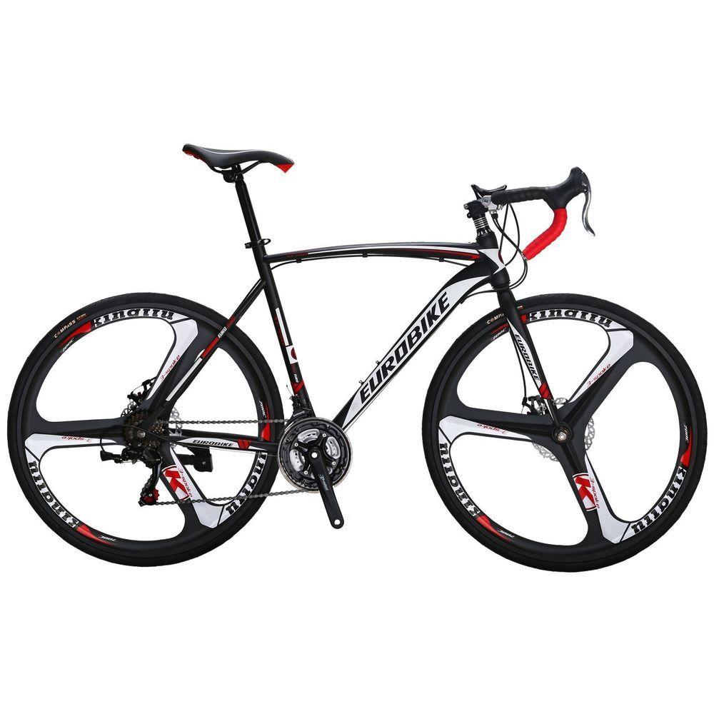 700c Road Bike 21 Speed Complete Bicycle Cycling Mens Bikes 54cm Mag