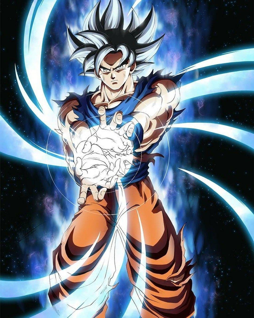 Pin On Goku Style