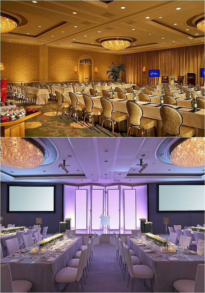 Four Seasons Hotel Los Angeles Transforms Their Grand Ballroom