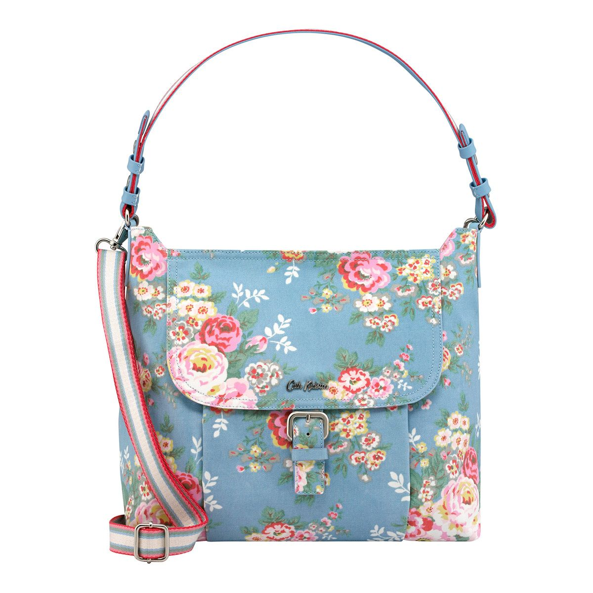 brampton bunch buckle shoulder bag