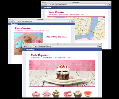 Come creare un sito web con Facebook