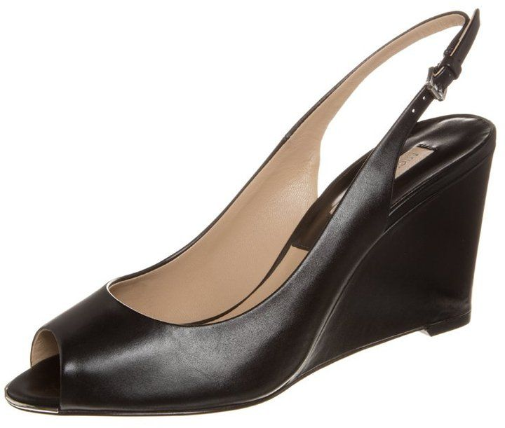 32e7e289c8 Michael Kors VIKKY Wedge sandals black on shopstyle.co.uk | Fashion ...