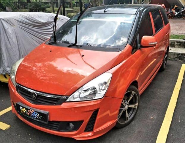 Cps Car Loan >> Kajang Selangor For Sale Proton Exora Cps 1 6 Auto Family