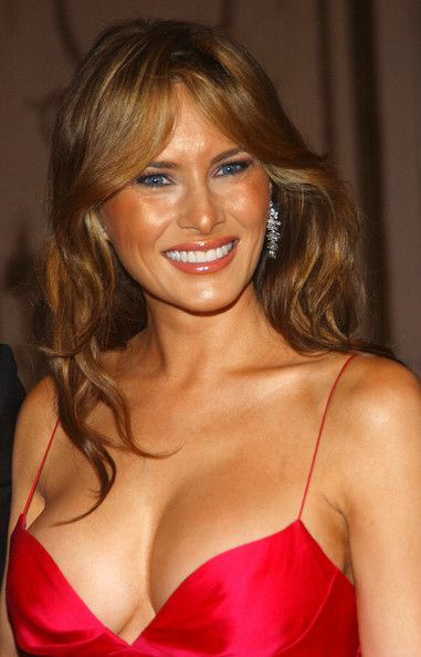 Melanias really nice boobs