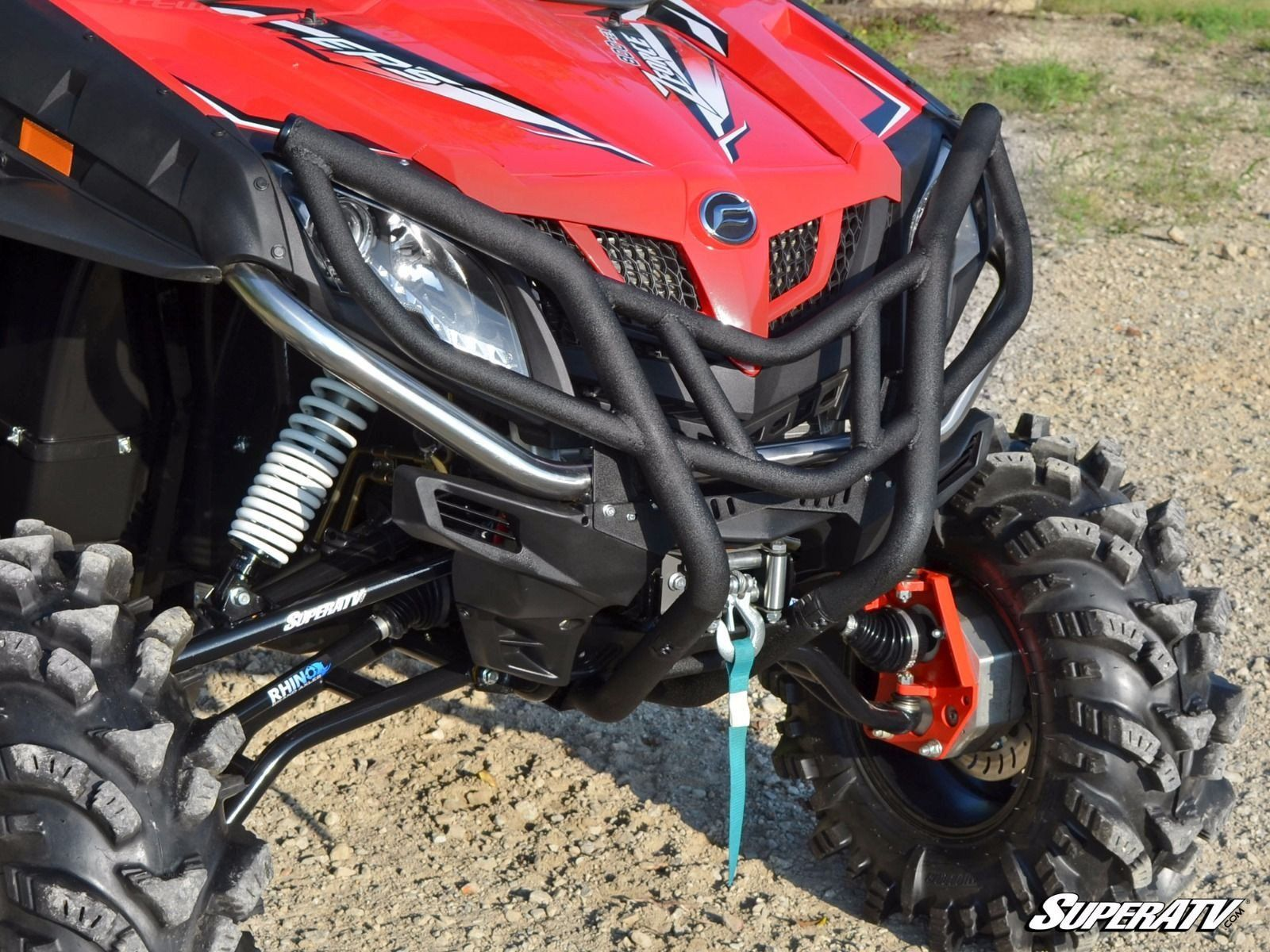 CFMOTO ZForce 500/800 Front Brush Guard | Cfmoto | Vehicles