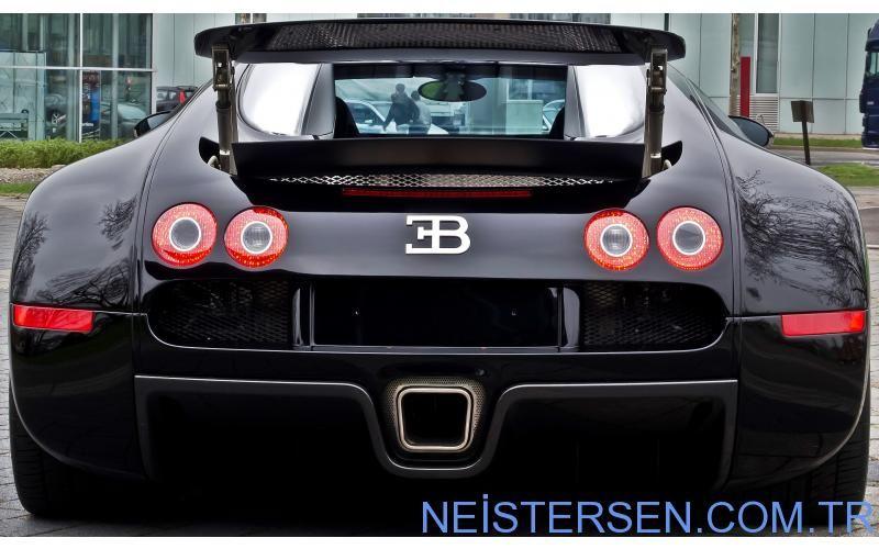 Satılık Bugatti Veyron