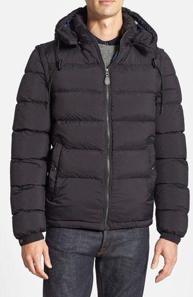 burberry brit basford 2 in 1 trim fit waterproof down on men s insulated coveralls cheap id=95013