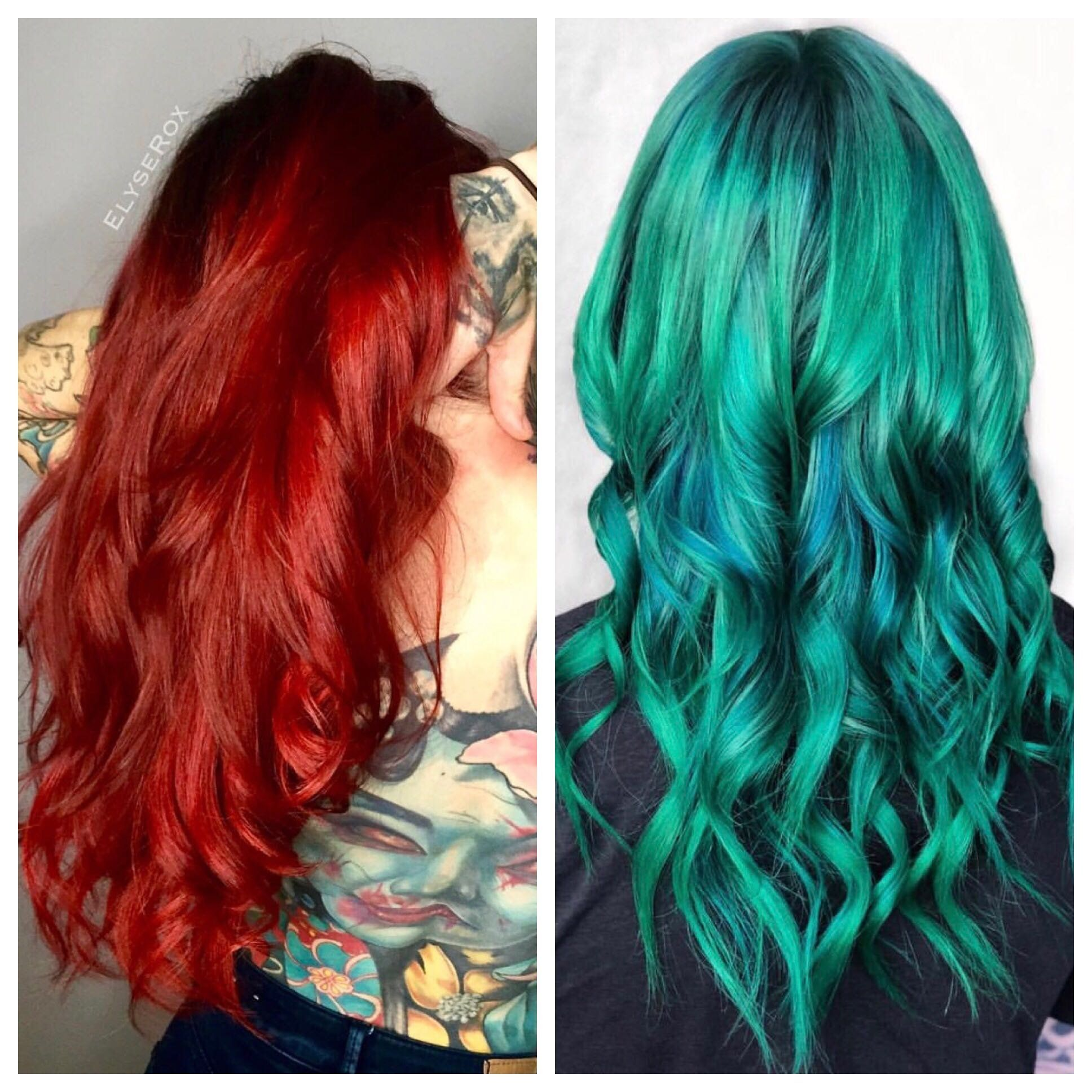 Naughty Or Nice Glam Seamless Hair Extensions Hair By Elyserox00