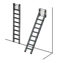 Best Pit Ladder Type A Ladder Small Space Design Pit 400 x 300