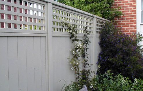 Avenue Panels   Contemporary Garden Fence Panels   Essex UK, The Garden  Trellis Company