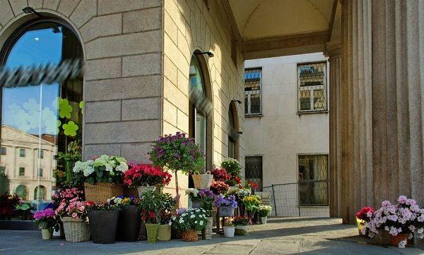 Italiaans in beeld – Un mazzo di fiori