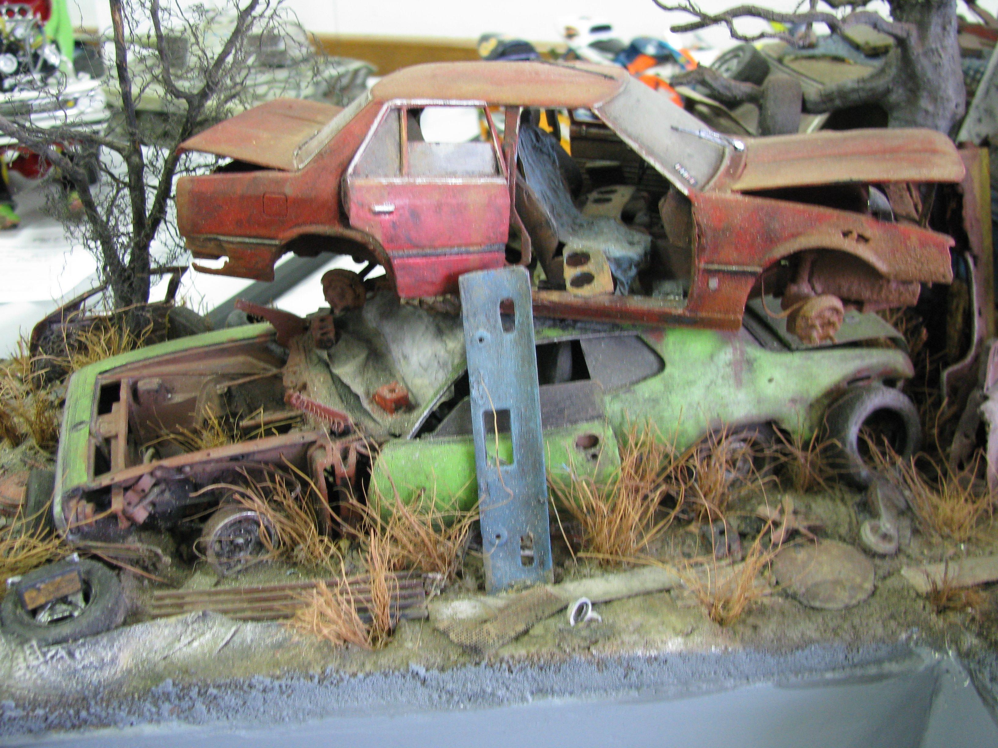 junkyard models - Google Search | Junkyard Models & Dioramas ...