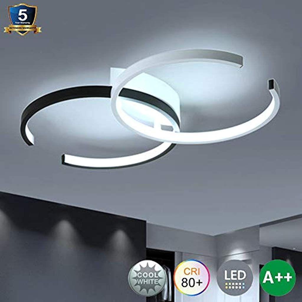 Zzook Moderne Led Leuchten Wohnzimmer Decken Beleuchtung Wasserdichte Minimalismus Kreis Acryl Aluminium Furs De Wandbeleuchtung Led Leuchten Beleuchtung Decke