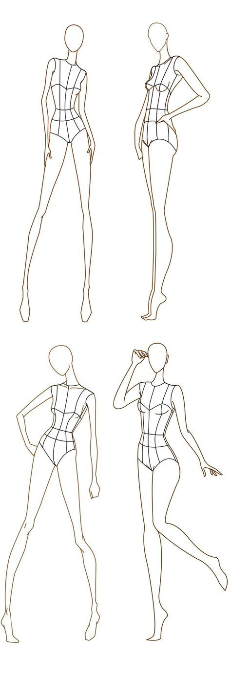 Photo of New Fashion Illustration Body Simple 32