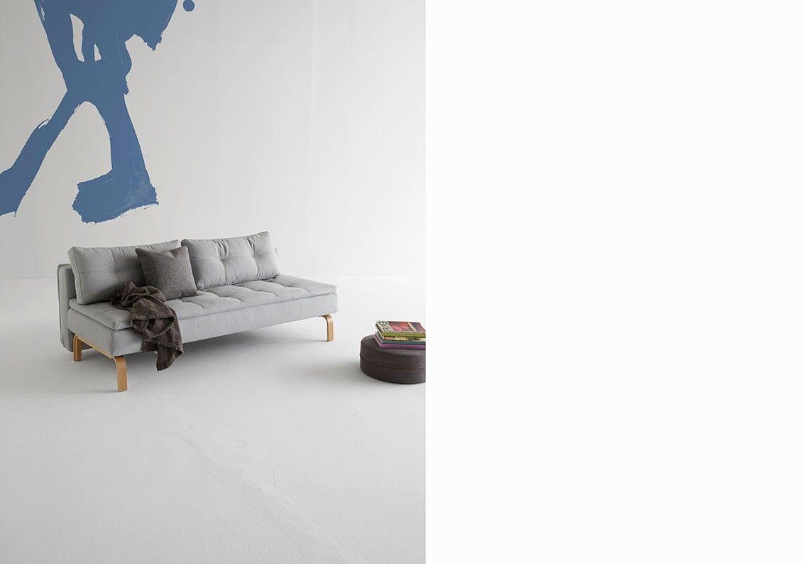 Dual Sofa Bed Light Wood Danish Design Sofa Sofa Bed Wood