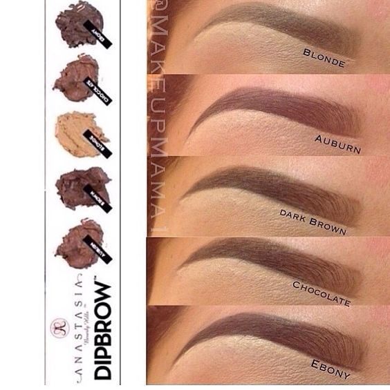 Dipbrow Pomade by Anastasia Beverly Hills #20