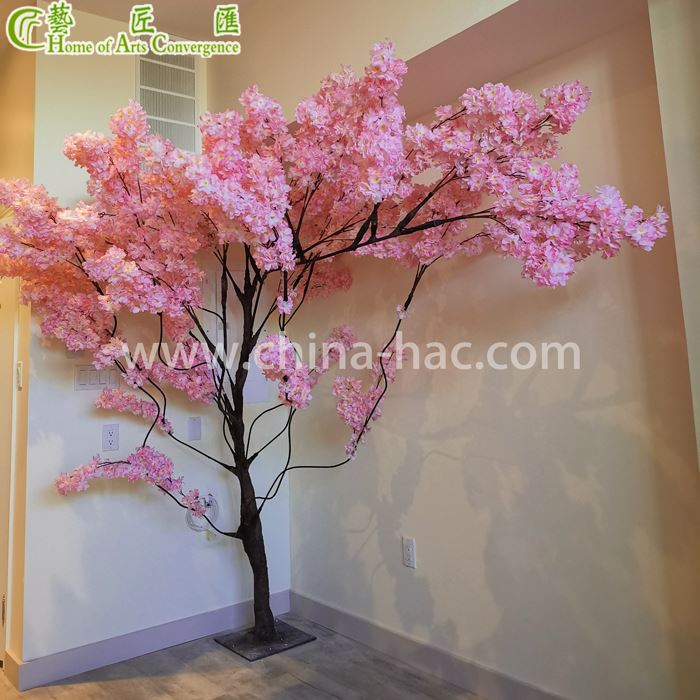 China Natural Cherry Blossom Bonsai Artificial Tree Suppliers Manufacturers Factory In 2020 Artificial Cherry Blossom Tree Cherry Blossom Tree Cherry Blossom Bedroom