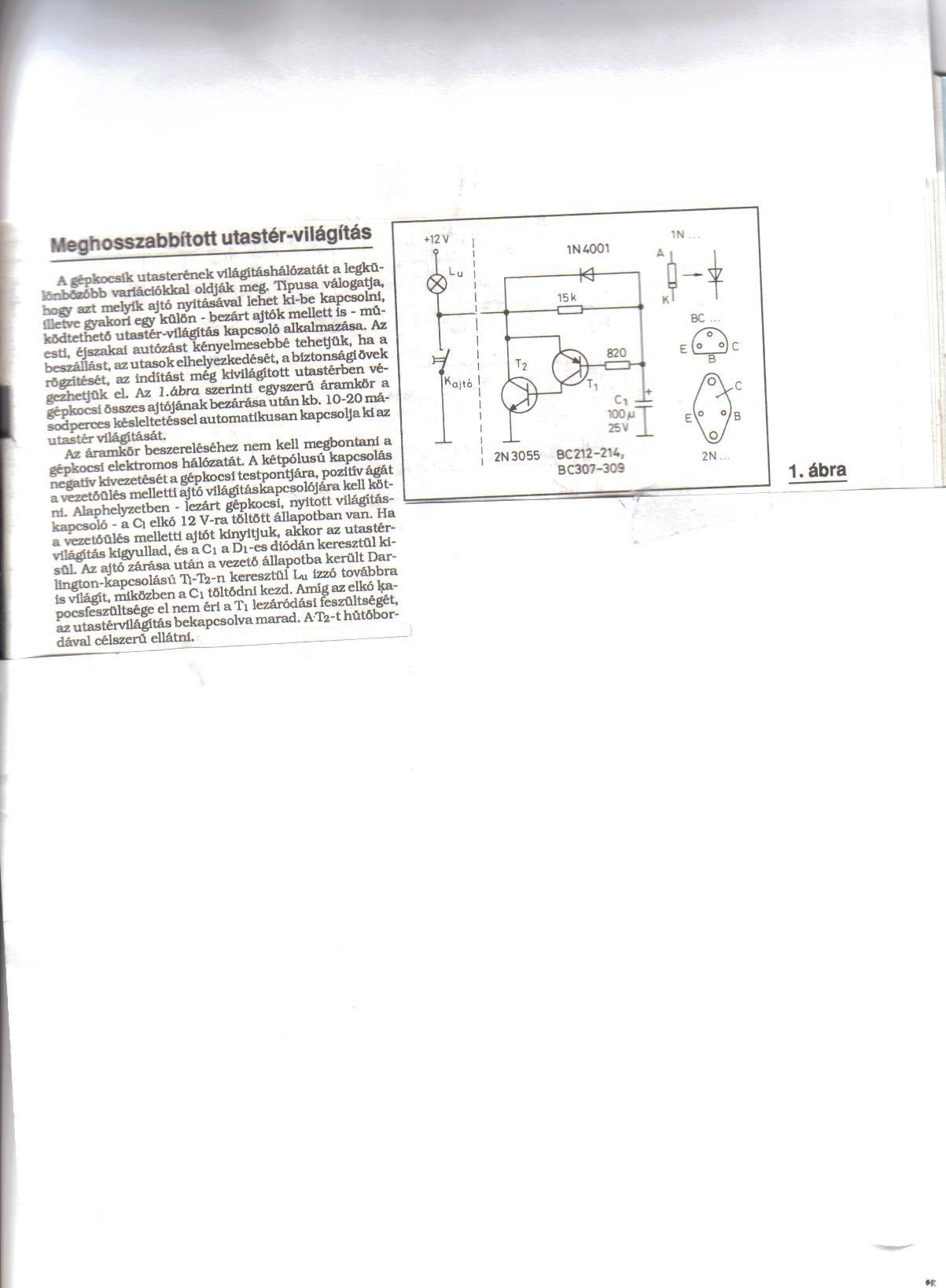Kapcsolási rajzot keresek - Hobbielektronika.hu - online elektronikai magazin és fórum