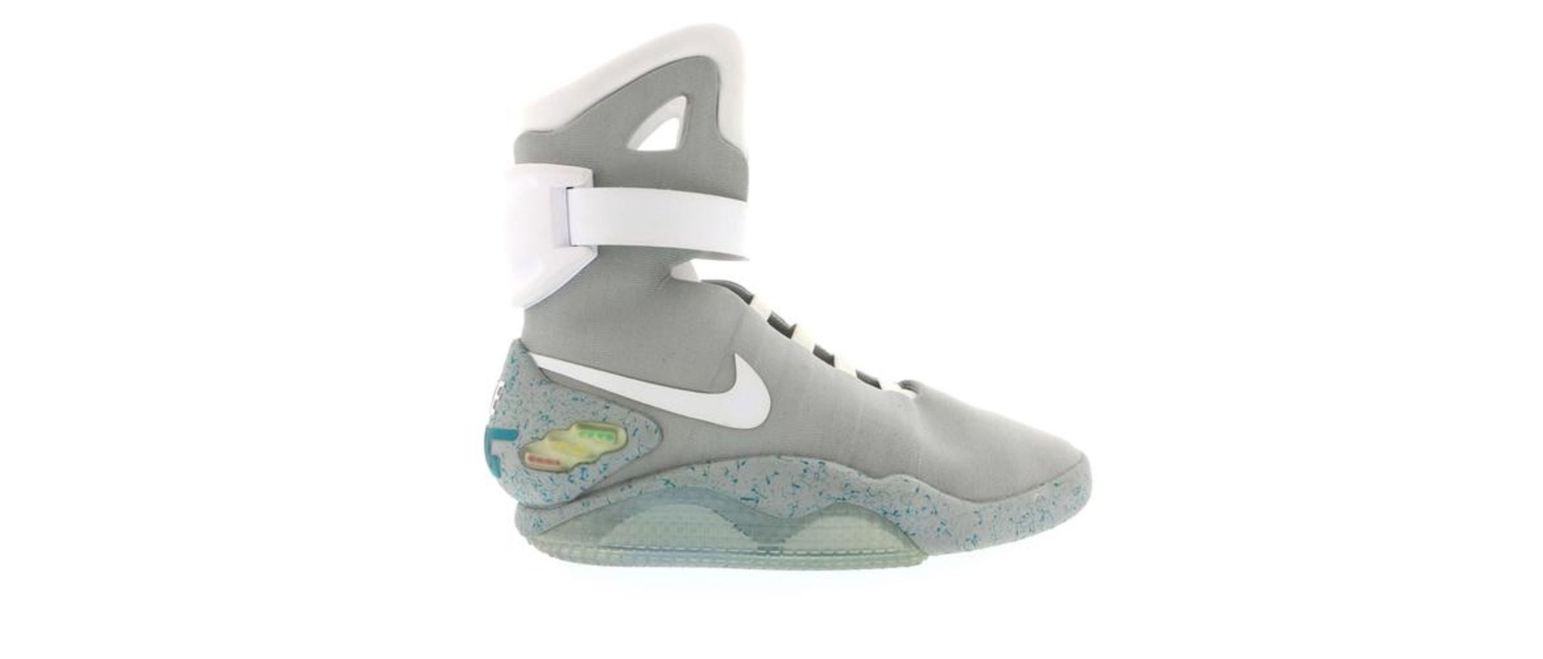 Nike Mag Back To The Future 2011 Nike Mag Expensive Sneakers