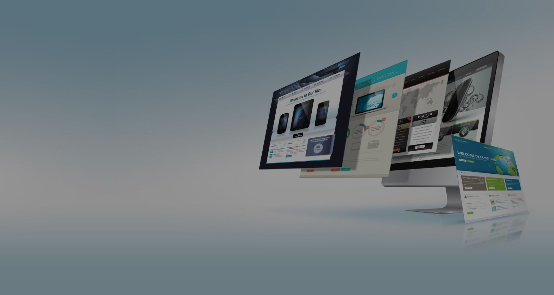 Responsive web design has been developed for several years