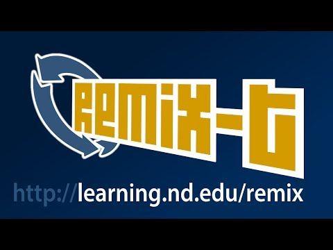 Remix Website - Amerikansk webside lavet til college-lærere. Siden indeholder en samling af webtools og idéer til multimedia-projekter