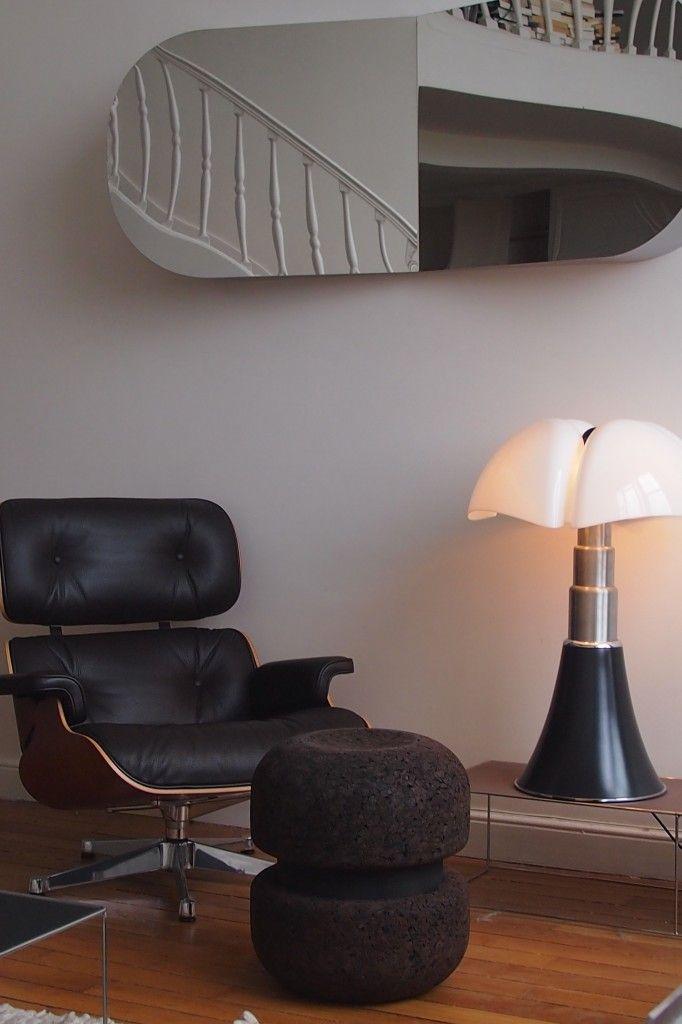 Bon Plan } Les belles Lampes Pipistrello en soldes ! Interiors - lampe wohnzimmer modern