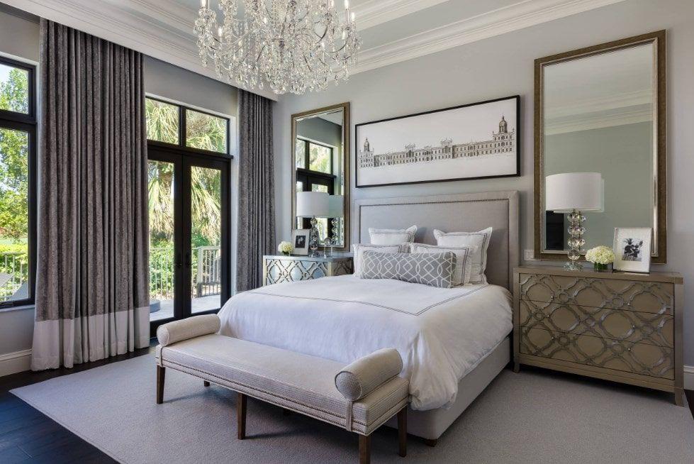 70 Gray Master Bedroom Ideas Photos Luxurious Bedrooms