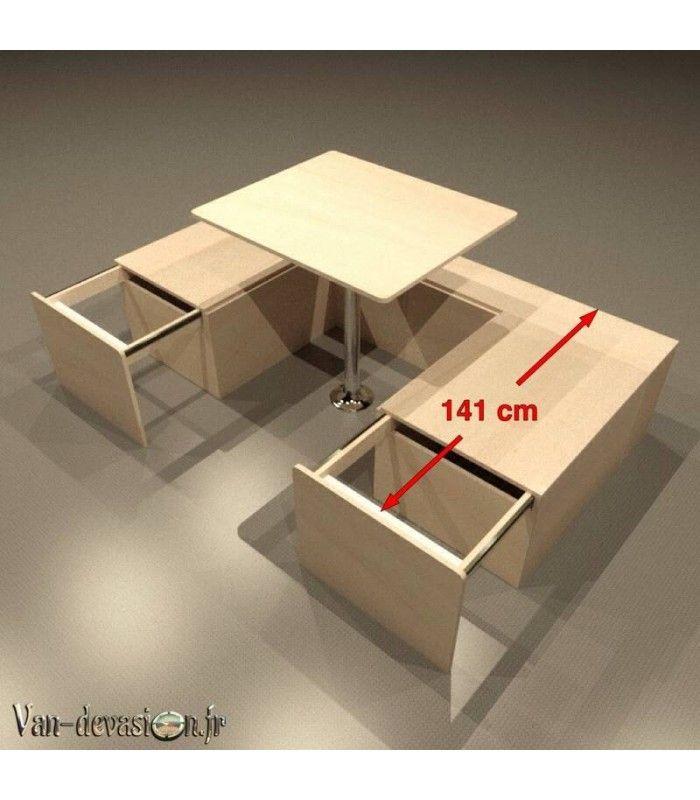 Module Banquette U Ultra Compact Alize